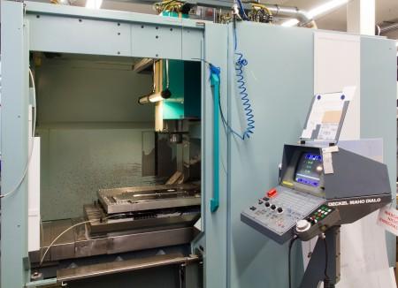 Deckel Maho DMC 50 H Kreier Mechanik CNC Bearbeitung
